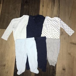 Three child of mine 0-3months outfits